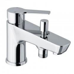 Mitigeur bain/douche - monotrou - Erba