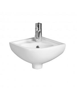 Lave-mains d'angle - 36 cm