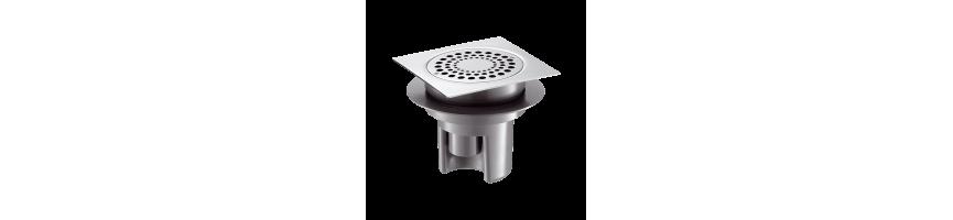 Siphons / avaloirs pour douche